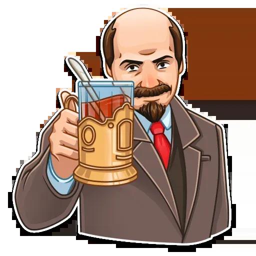 Lenin - Sticker 19