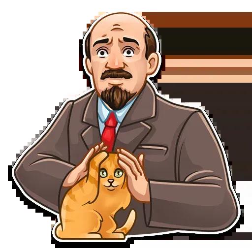 Lenin - Sticker 18