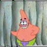 Patrick - Tray Sticker
