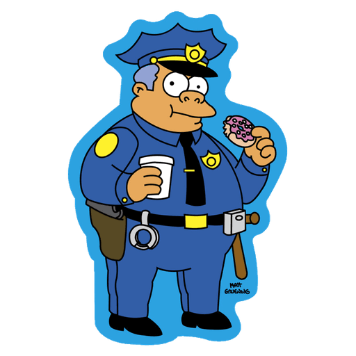 Simpson - Sticker 5