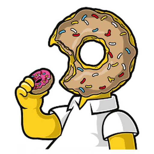 Simpson - Sticker 1
