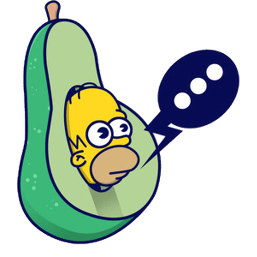 Simpson - Sticker 3