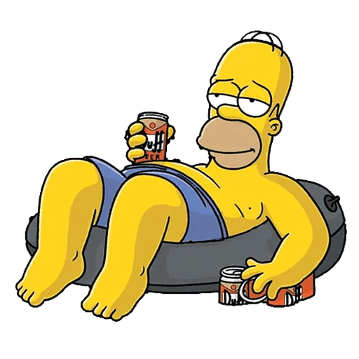 Simpson - Sticker 21