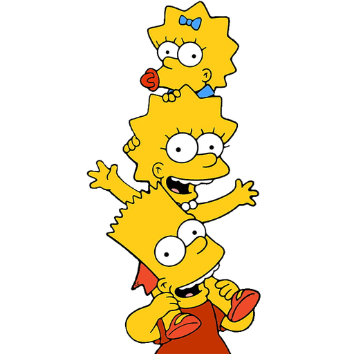 Simpson - Sticker 19