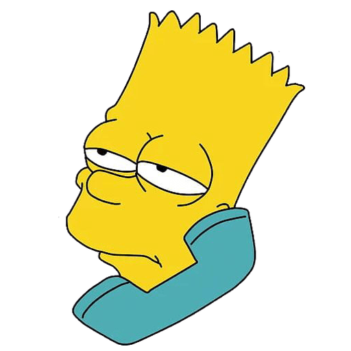 Simpson - Sticker 4