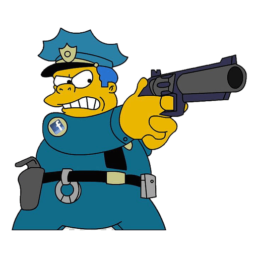 Simpson - Sticker 12