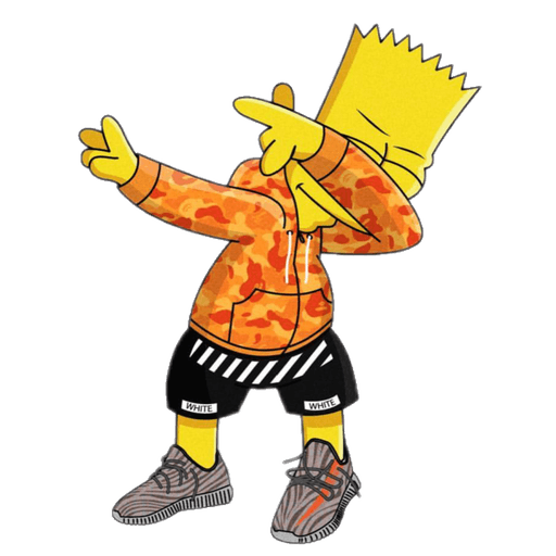 Simpson - Sticker 22
