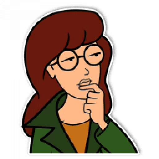 Daria - Sticker 16