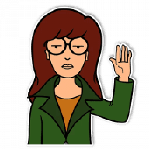 Daria - Sticker 4