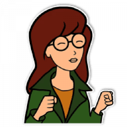 Daria - Sticker 3