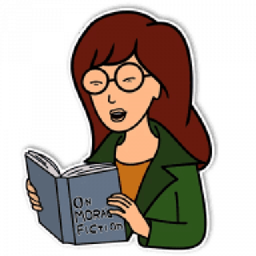 Daria - Sticker 2