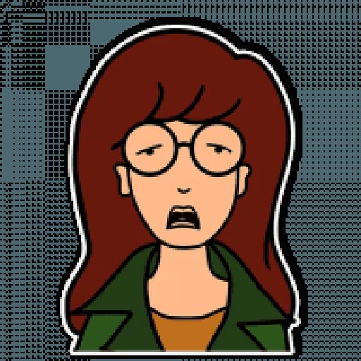 Daria - Sticker 13