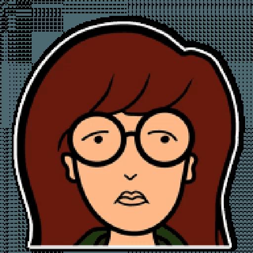 Daria - Sticker 11
