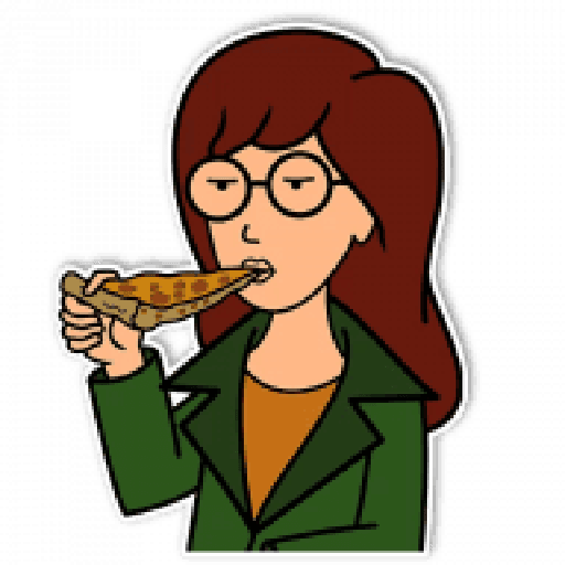 Daria - Sticker 12