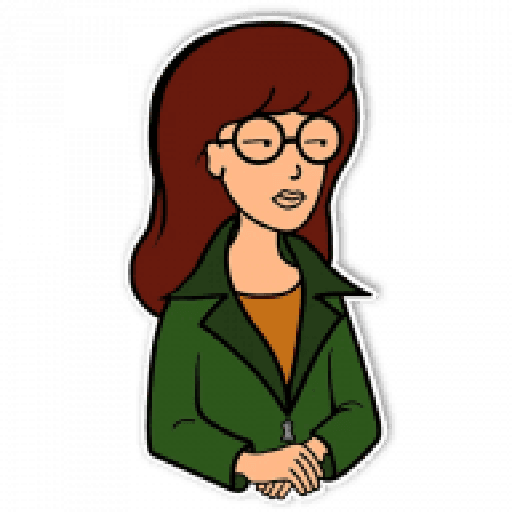Daria - Sticker 14