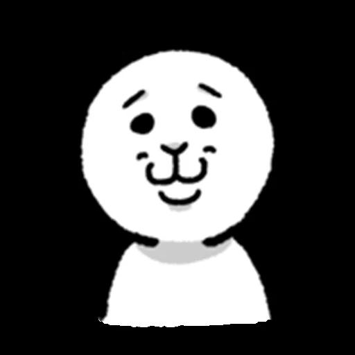 face - Sticker 16