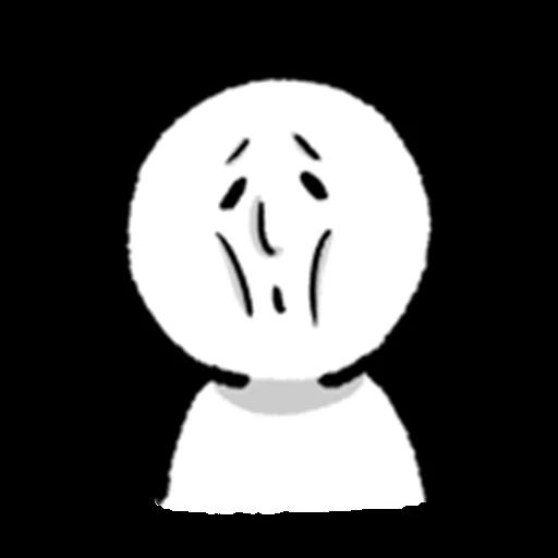 face - Sticker 17
