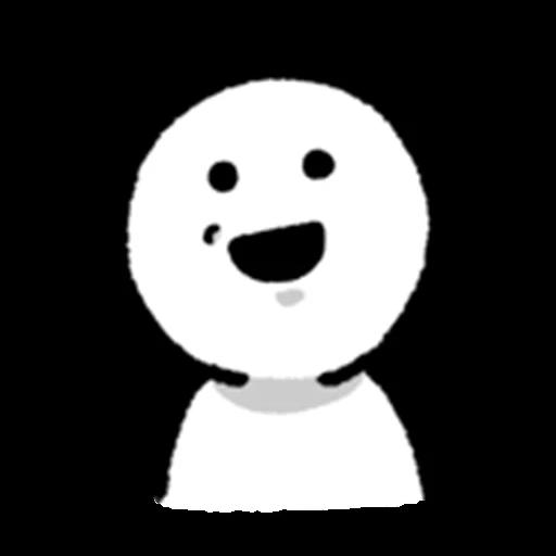 face - Sticker 21