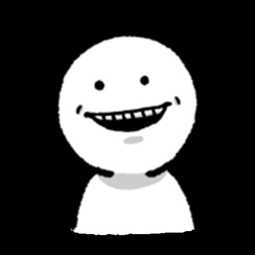 face - Sticker 12