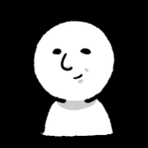 face - Sticker 8
