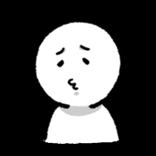 face - Sticker 4