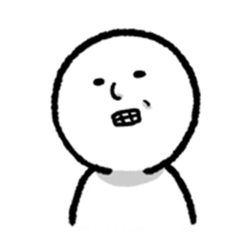 face - Sticker 23