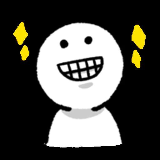 face - Sticker 20