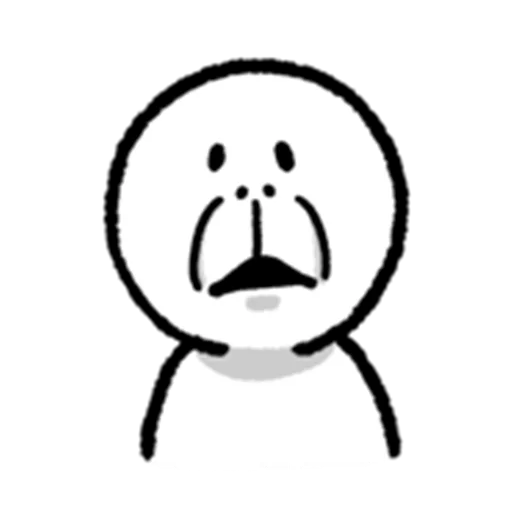 face - Sticker 13