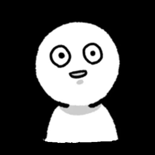 face - Sticker 28