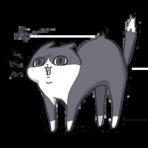 厭世貓貓 - Sticker 18