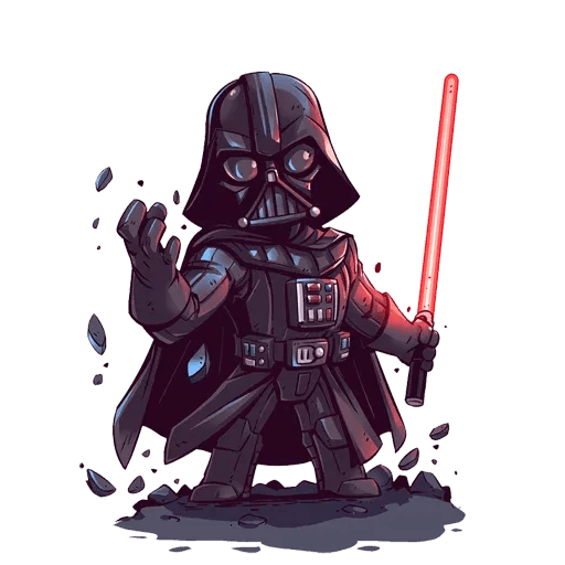 Star wars - Sticker 11