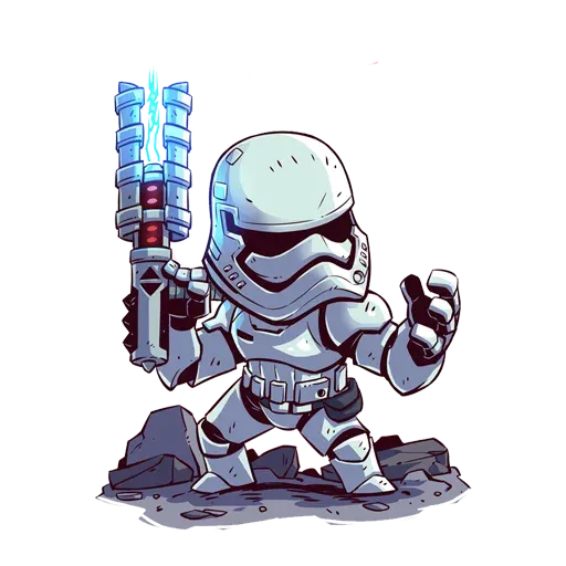 Star wars - Sticker 2