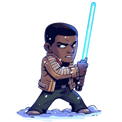 Star wars - Sticker 9
