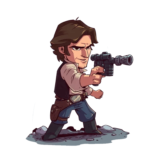 Star wars - Sticker 13