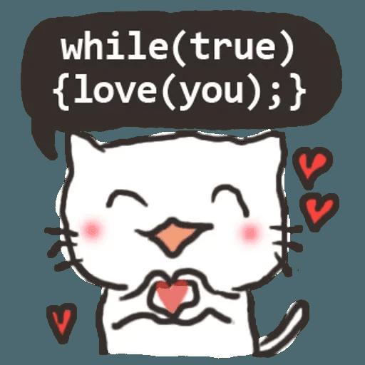 工程師的浪漫 - Sticker 17