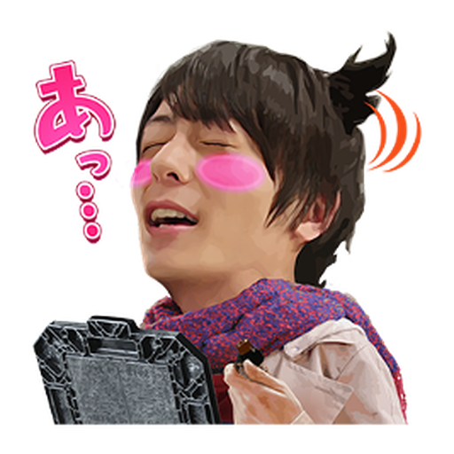 KAMEN RIDER BUILD #2 - Sticker 2