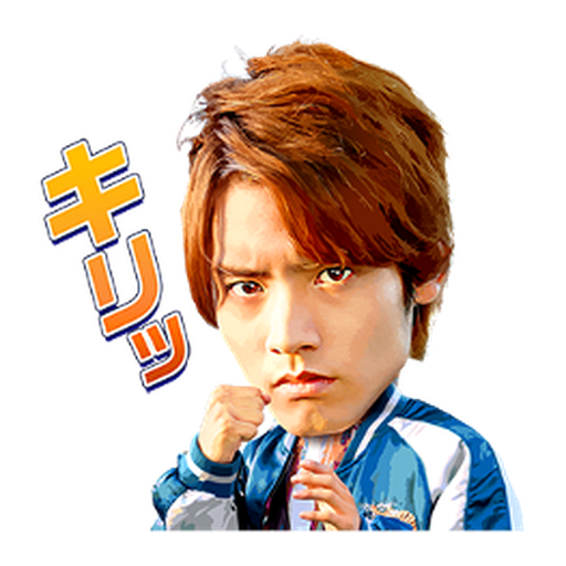 KAMEN RIDER BUILD #2 - Sticker 4