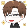 Jaehee - Tray Sticker