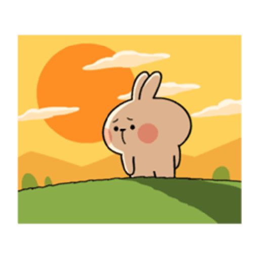 Spoiled Rabbit You-8 - Sticker 15
