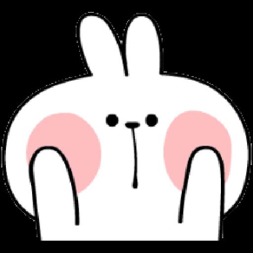 Spoiled Rabbit You-8 - Sticker 11