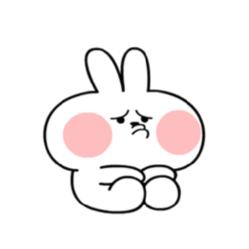 Spoiled Rabbit You-8 - Sticker 16