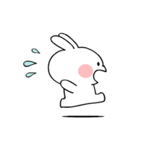 Spoiled Rabbit You-8 - Sticker 9