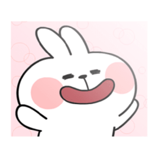 Spoiled Rabbit You-8 - Sticker 19
