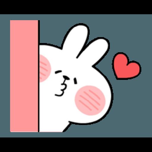 Spoiled Rabbit You-8 - Sticker 5