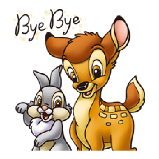 Bambi - Sticker 29