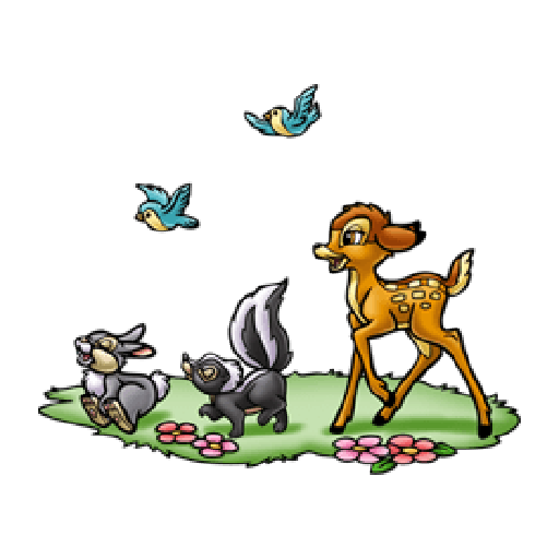 Bambi - Sticker 25