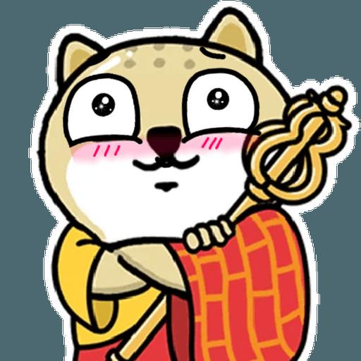 中國香港肥柴仔@5 - Sticker 15