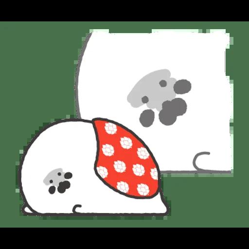豹 - Sticker 24