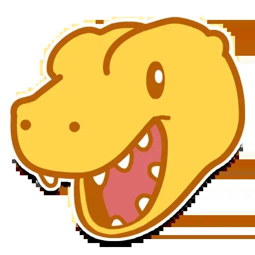 Digimon - Sticker 2