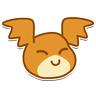 Digimon - Tray Sticker